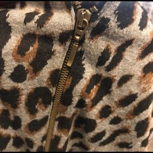 Simply Be Skirts - Simply Be  Plus Leopard Print Pencil Skirt Size 26